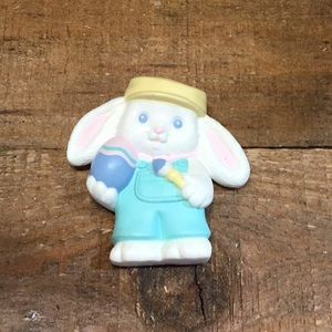 Vintage Hallmark Cards Easter Bunny Pin